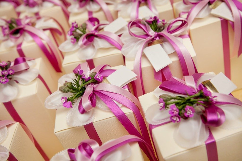 wedding gift for guests