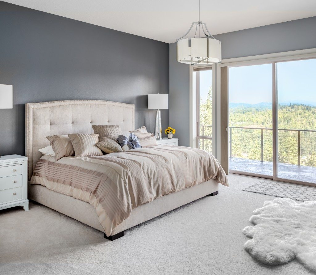 Bedroom overall design