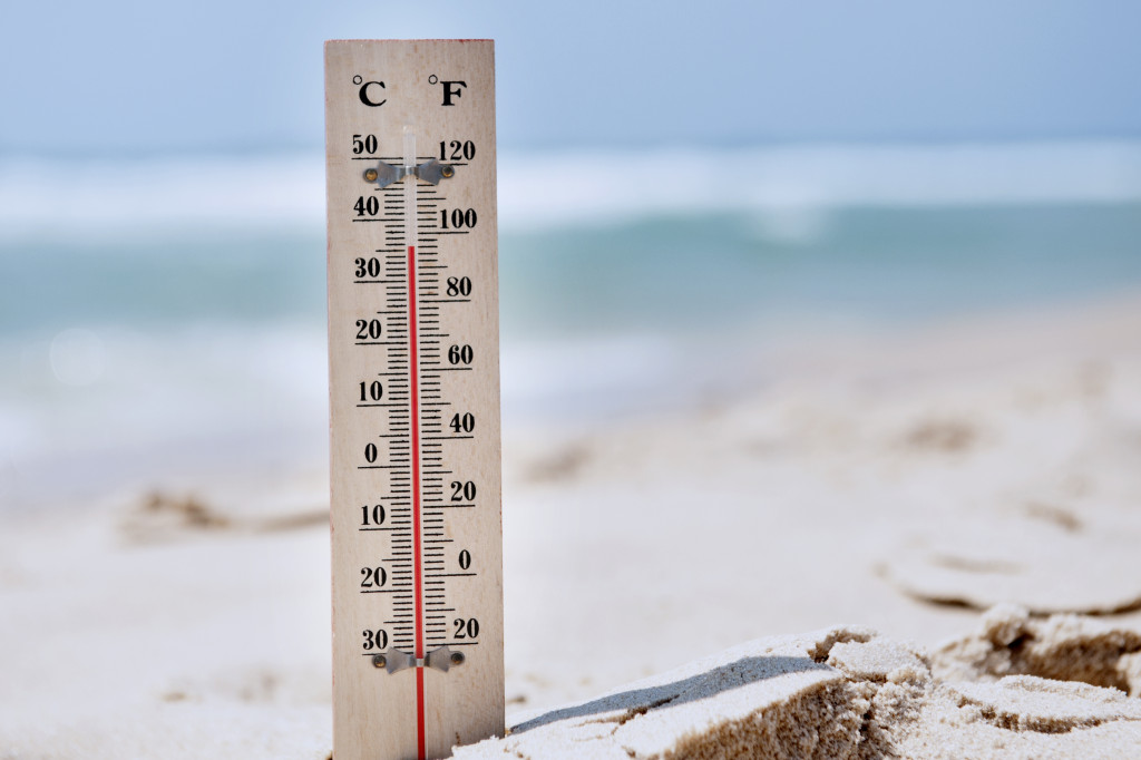 environment thermometer